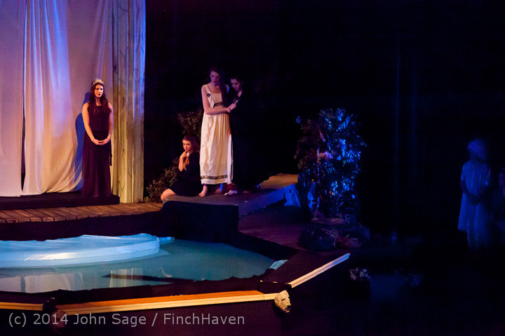 3586 Metamorphoses VHS Theater Arts 02092014