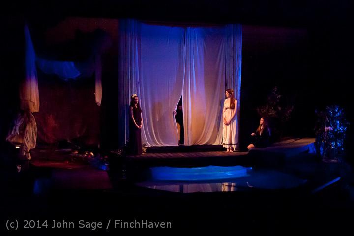 3595 Metamorphoses VHS Theater Arts 02092014