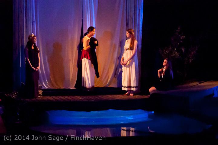 3596 Metamorphoses VHS Theater Arts 02092014