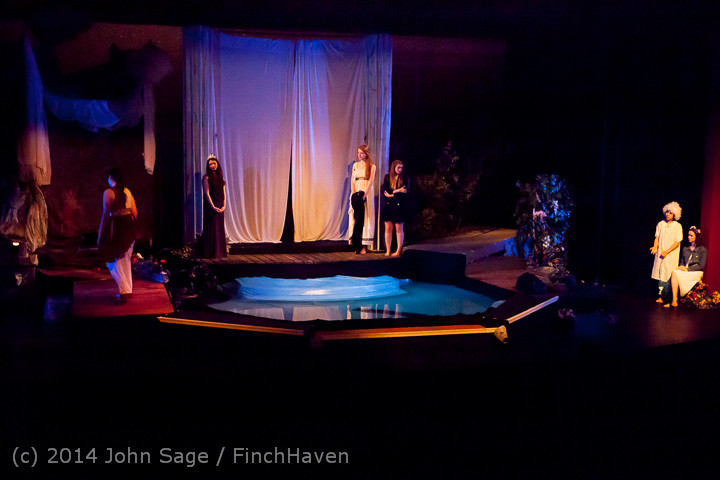 3619 Metamorphoses VHS Theater Arts 02092014
