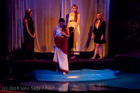 3621 Metamorphoses VHS Theater Arts 02092014