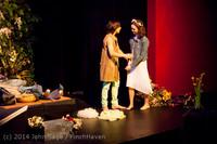 3634 Metamorphoses VHS Theater Arts 02092014