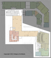 00001 Vashon Island High School First Floor Set one