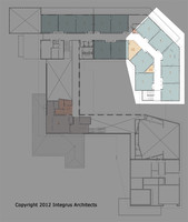 00003 Vashon Island High School Second Floor Set three
