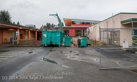 0260 B Bldg A Bldg Demolition 01102014