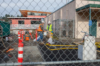 0378 B Bldg Demolition Day one 01152014