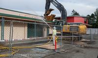 0397 B Bldg Demolition Day one 01152014