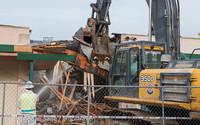 0479 B Bldg Demolition Day one 01152014
