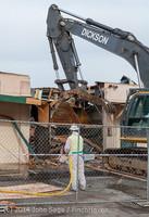 0494 B Bldg Demolition Day one 01152014