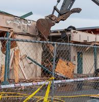 0548 B Bldg Demolition Day one 01152014