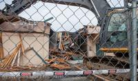0554 B Bldg Demolition Day one 01152014