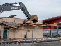 0644 B Bldg Demolition Day one 01152014