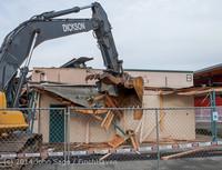 0650 B Bldg Demolition Day one 01152014