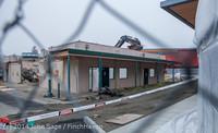 1299 B Bldg Demolition Day two 01162014