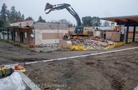 1305 B Bldg Demolition Day two 01162014