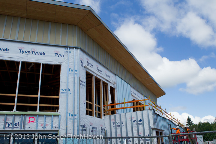 1820 new VHS construction 061013