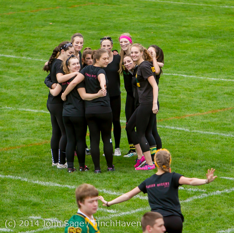 19096 the Powderpuff Game VHS Homecoming 2014 102414
