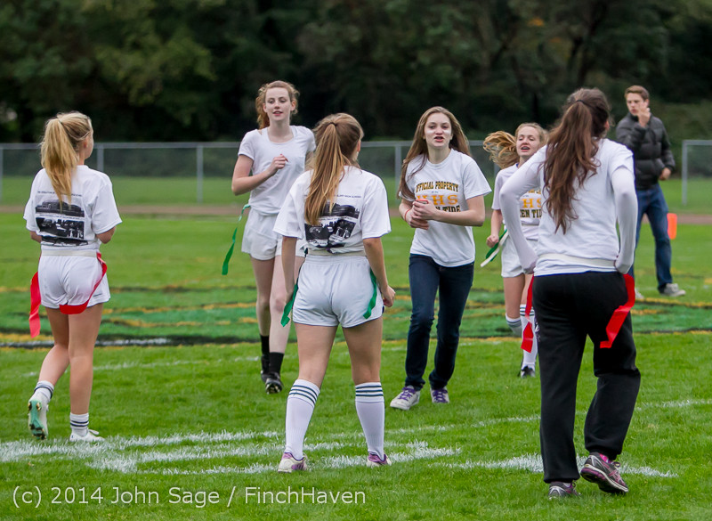 19106 the Powderpuff Game VHS Homecoming 2014 102414