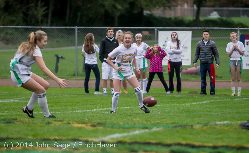 19153 the Powderpuff Game VHS Homecoming 2014 102414
