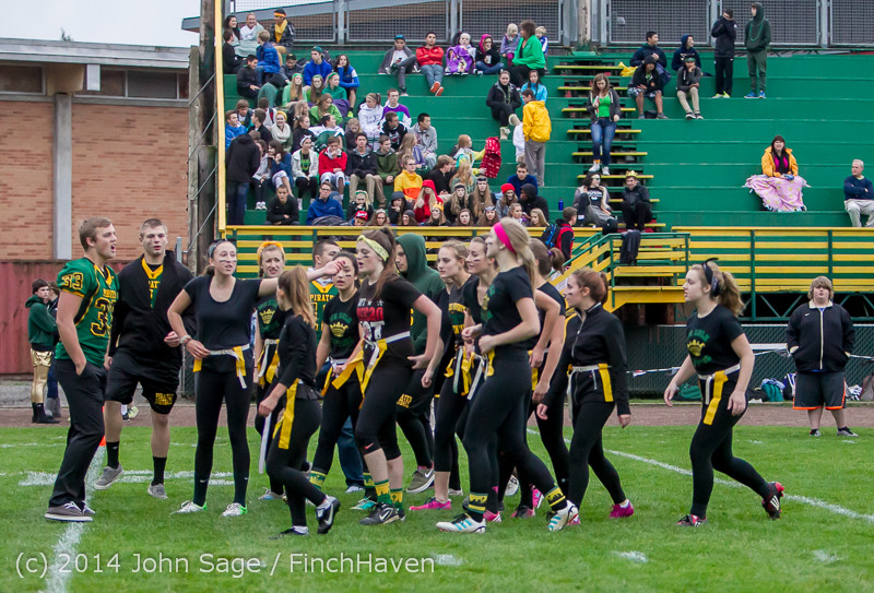 20097 the Powderpuff Game VHS Homecoming 2014 102414