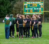 20110 the Powderpuff Game VHS Homecoming 2014 102414