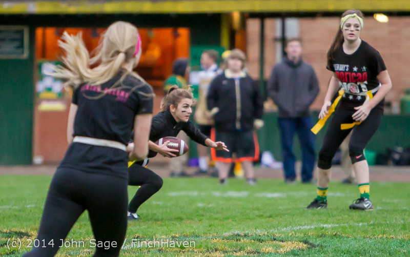 20118 the Powderpuff Game VHS Homecoming 2014 102414