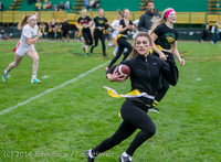 20144 the Powderpuff Game VHS Homecoming 2014 102414