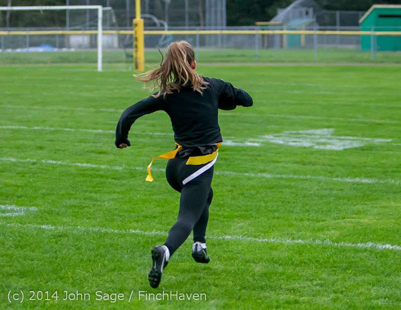 20146 the Powderpuff Game VHS Homecoming 2014 102414