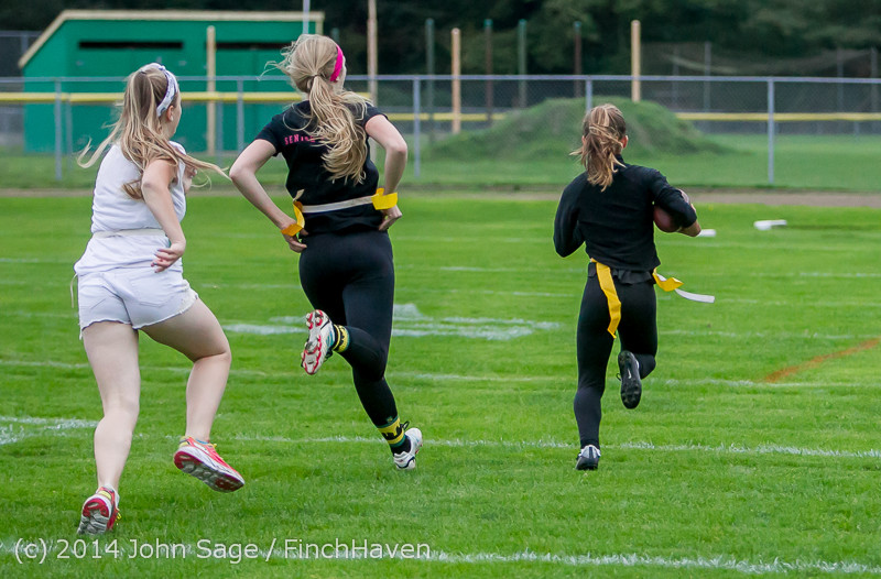 20157 the Powderpuff Game VHS Homecoming 2014 102414