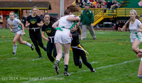 20203 the Powderpuff Game VHS Homecoming 2014 102414