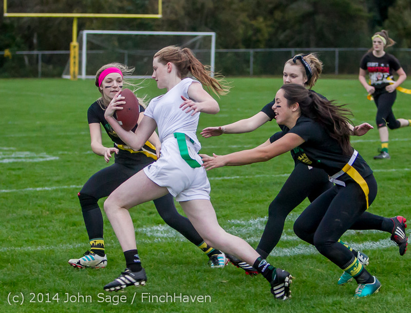 20214 the Powderpuff Game VHS Homecoming 2014 102414