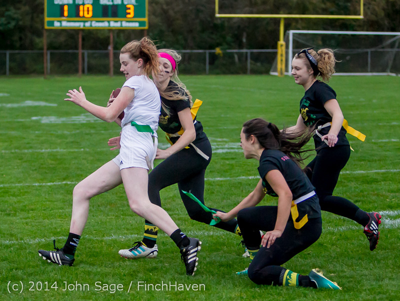 20217 the Powderpuff Game VHS Homecoming 2014 102414