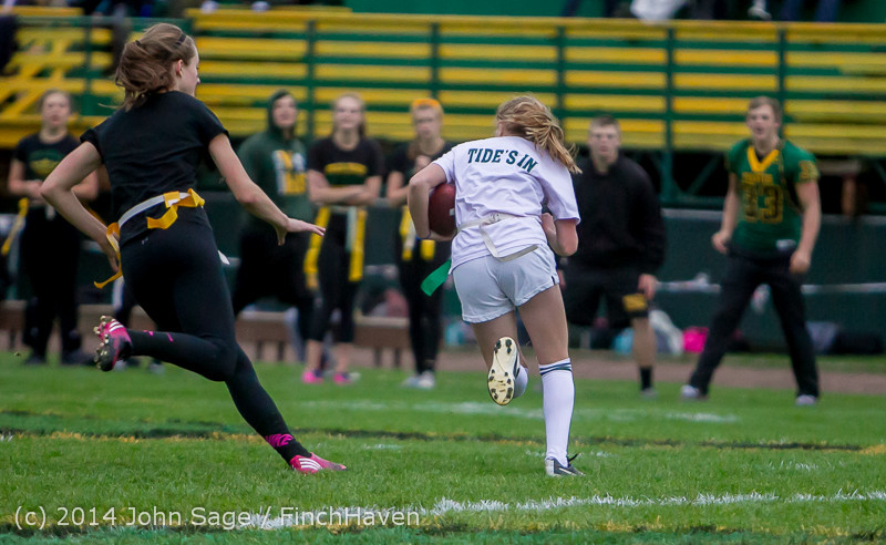 20264 the Powderpuff Game VHS Homecoming 2014 102414