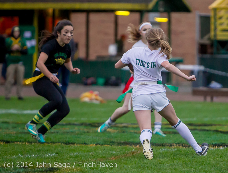 20406 the Powderpuff Game VHS Homecoming 2014 102414