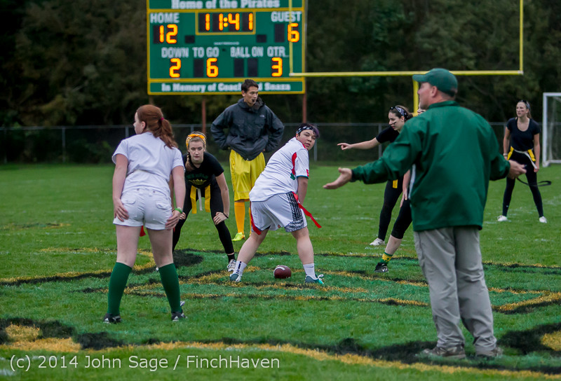 20441 the Powderpuff Game VHS Homecoming 2014 102414