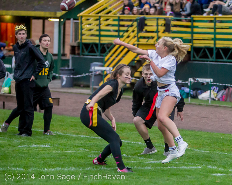 20475 the Powderpuff Game VHS Homecoming 2014 102414