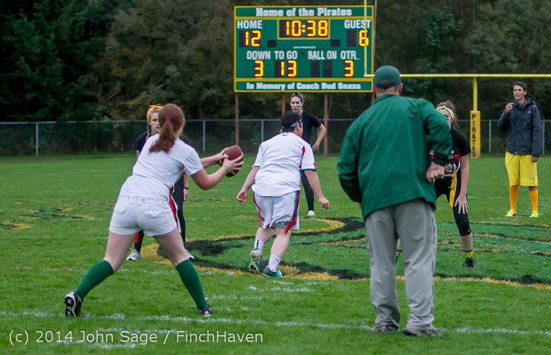 20491 the Powderpuff Game VHS Homecoming 2014 102414