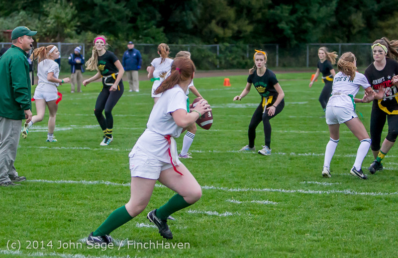 20534 the Powderpuff Game VHS Homecoming 2014 102414