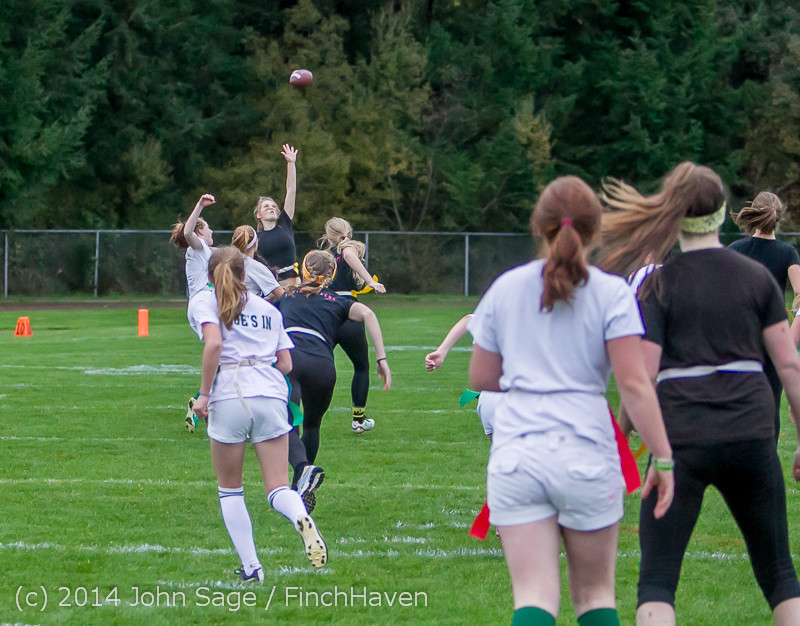 20552 the Powderpuff Game VHS Homecoming 2014 102414