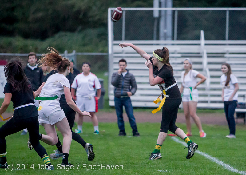 20600 the Powderpuff Game VHS Homecoming 2014 102414