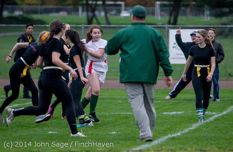 20622 the Powderpuff Game VHS Homecoming 2014 102414
