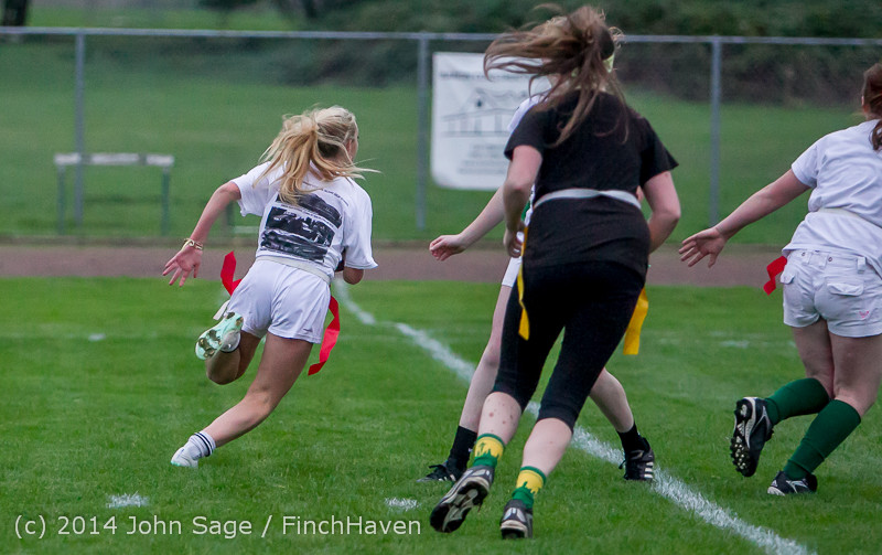20657 the Powderpuff Game VHS Homecoming 2014 102414