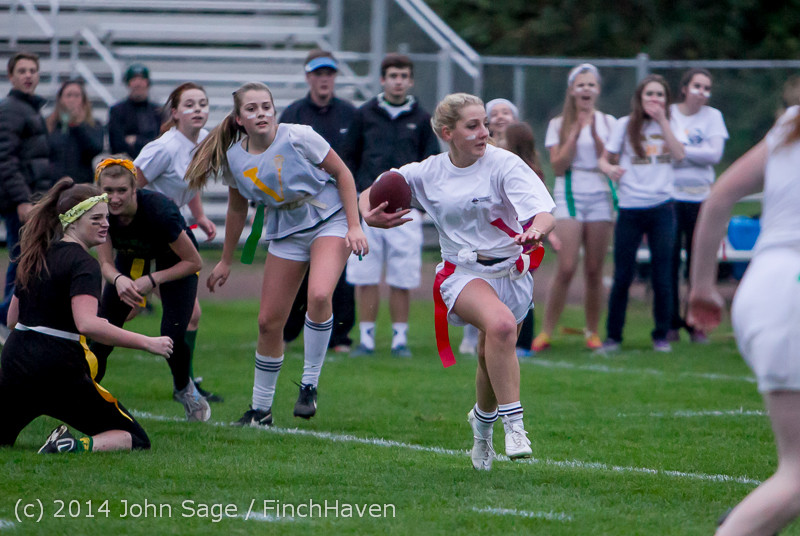 20676 the Powderpuff Game VHS Homecoming 2014 102414