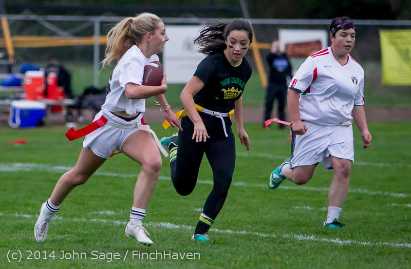 20683 the Powderpuff Game VHS Homecoming 2014 102414