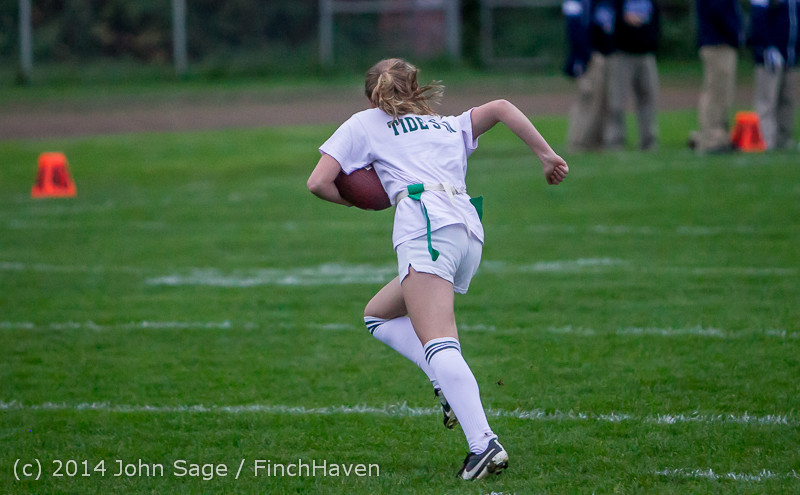 20784 the Powderpuff Game VHS Homecoming 2014 102414