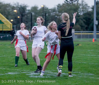 20855 the Powderpuff Game VHS Homecoming 2014 102414