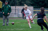 20998 the Powderpuff Game VHS Homecoming 2014 102414