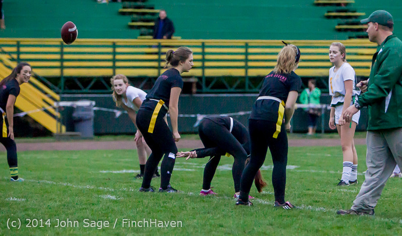 21072 the Powderpuff Game VHS Homecoming 2014 102414