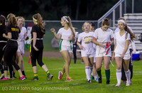 21300 the Powderpuff Game VHS Homecoming 2014 102414