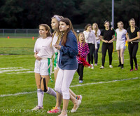21346 the Powderpuff Game VHS Homecoming 2014 102414